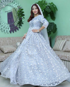 Wedding Collection (White Frock)