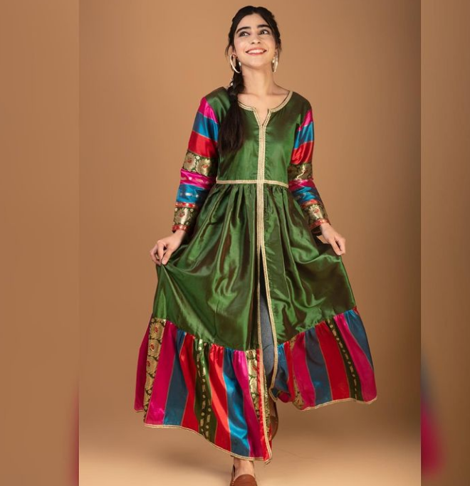 Eid collection'21 These beak dresses can be your best Choice for Eid.